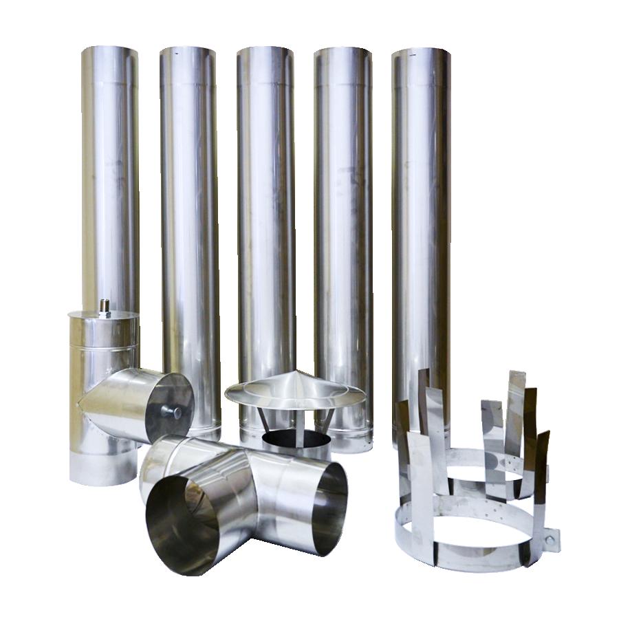 Kvaliteetsed moodulkorstnad, kütteseadmed ja küttesüsteemid