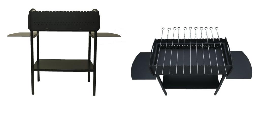 grillid ja grillimis- ja väliköögitarvikuid